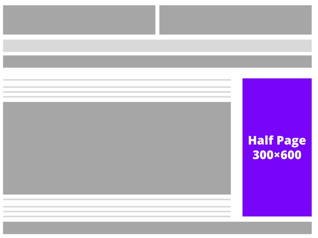 Half-page (300×600)