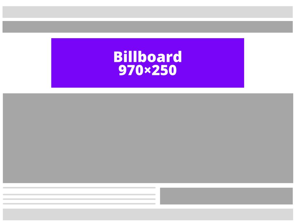 Billboard (970×250)