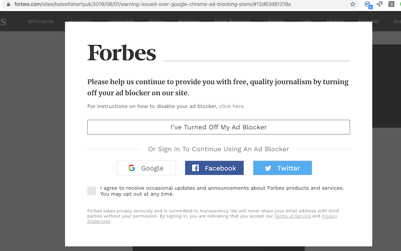 You can completely limit acess to your content for users with ad blockers, unless they disable it