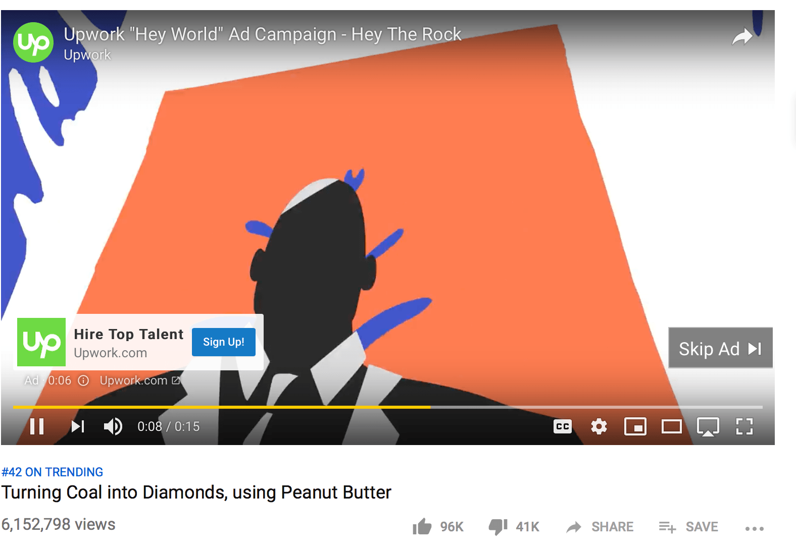 YouTube viseo ads are a valid monetization method not exposed to ad blockers